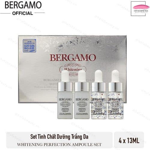 Serum Bergamo Snow Whitening