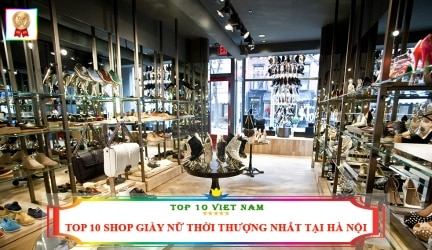 Top 10 Trang Web Shop Bán Giày Online Đẹp Nhất 2019