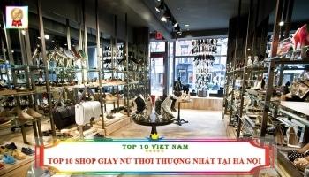 Top 10 Trang Web Shop Bán Giày Online Đẹp Nhất 2020