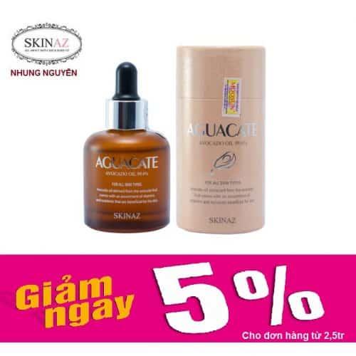 Skinaz Aguacate Oil 99,6%