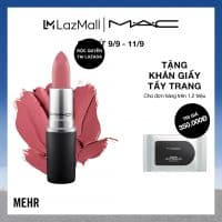 Son môi MAC Matte Lipstick 3g