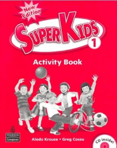 Mua sách Superkids