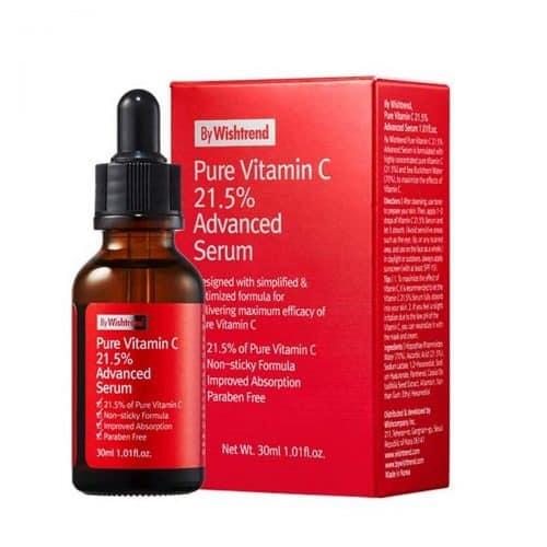 Thiết kế thanh lịch của Pure Vitamin C